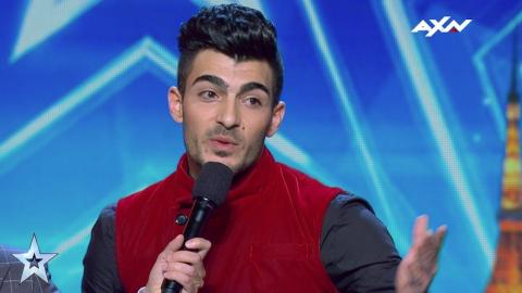 Sobhi Shaker Semi-Final 3 – VOTE NOW| Asia's Got Talent 2017