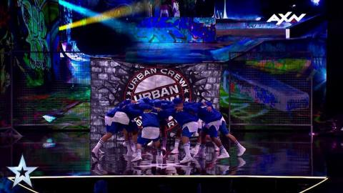 Urban Crew Grand Final – VOTE NOW | Asia's Got Talent 2017
